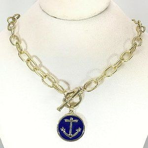 FORNASH Nautical GT Chain-Link Necklace